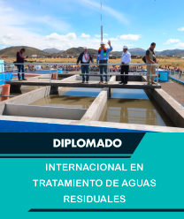 Internacional en tratamiento de aguas residuales